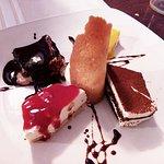 Degustación de tartas