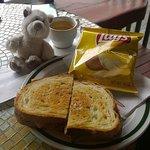 Toastie @ Victor's