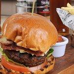 Gourmet Burger....simply delicious....