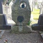 The grave of playwright Brendan Behan, of TheBorstal Boy Fame
