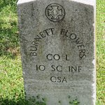 Confederate Soldier laid to reest