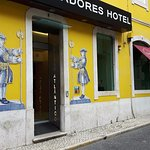 Turim Restauradores Hotel Foto