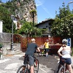 Bike tour near Torbole