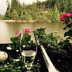 Foto de Hotel Am Wolfsgrubenersee