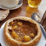 Gulash, comida tipica
