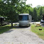 Photo de Bar Harbor Campground