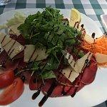 Bresaola salad - fantastico!!!