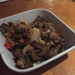lychee beef