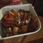 Thai memory chicken-spicy