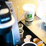 Keurig Coffee Makers in every room