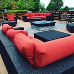 Boston's Patio and Firepit