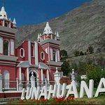 Iglesia de Lunahuaná