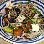 Traumhafter Greek Salad um € 4.50,-