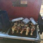Grade A camp grub.