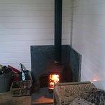 Cosy fire stove