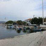 Hafen von Skala Kallonis