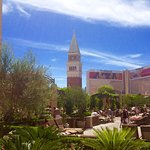 Short walk to Venetion pool