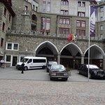 Photo de Badrutt's Palace Hotel