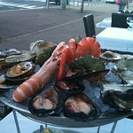 Plateau au fruit de Mer for one!!!