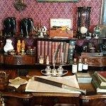 Magical desk.