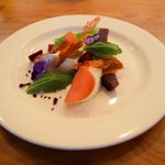 Fivemiletown Goats Cheese Mousse