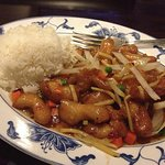 Szechuan Chicken, Lee's Golden Buddha VII