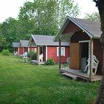 Cabins at Solgarden