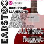 Headstock 2016 live music event