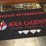 Foto de Agua Caliente Casino Resort Spa