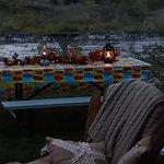 Beautiful campsites