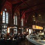 The Booking Office bar & restaurant, St. Pancras Hotel