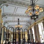 Gilbert Scott Restaurant, St Pancras Hotel