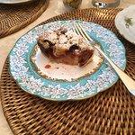 Genialer Start in den Tag: guter Blick und selbstgemachter Kuchen!