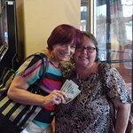 At Saratoga Casino 7/25/16
