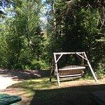 Foto de Swan Lake Cabins
