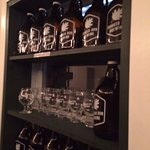 growlers and glasses for sale (t-shirts too!)