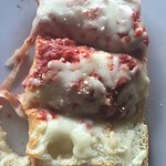 Kids Cheese French Bread Pizza