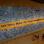National September 11 Memorial und Museum Foto