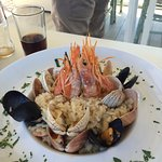 Seafood Rosotto