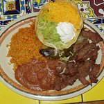 Beef Fajitas - Better looks than taste