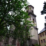 "Also visit the ruins of the Monastery Frauenalb (google ""Kloster Frauenalb"") across the road."