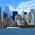 Lower Manhattan and Battery Park