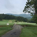 Photo de Mount Mitchell Golf Club