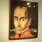 Cuadro de nuestro Libertador Simón Bolívar
