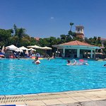 Avanti Village Pool & Swim Up Bar