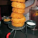 Short Stack of Onion Rings