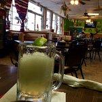 Relaxin, fun decor and good margarita
