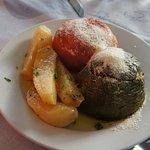 Stuffed peppers Gemista