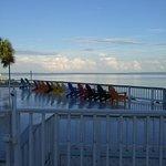 Beautiful sunsets on Tampa Bay.
