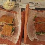 A Couple of Big Fat Delicious Sandwiches